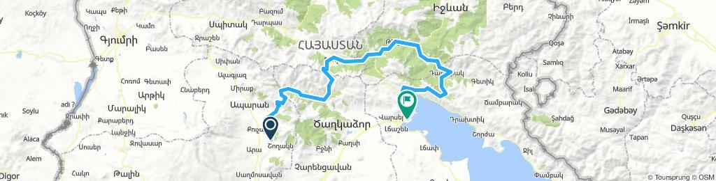 Bike tour 3 day