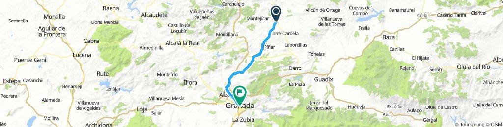 Guadahortuna  -  Granada