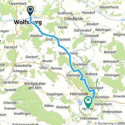 Wolfsburg - Lappwald - Harbke