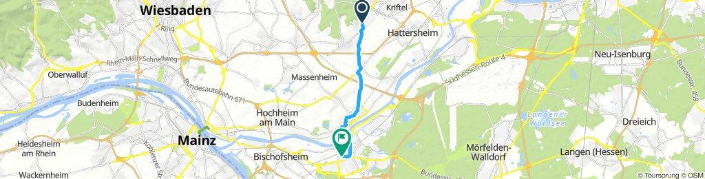 Hofheim-Rüsselsheim