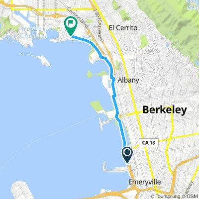 East Bay Bike Ride