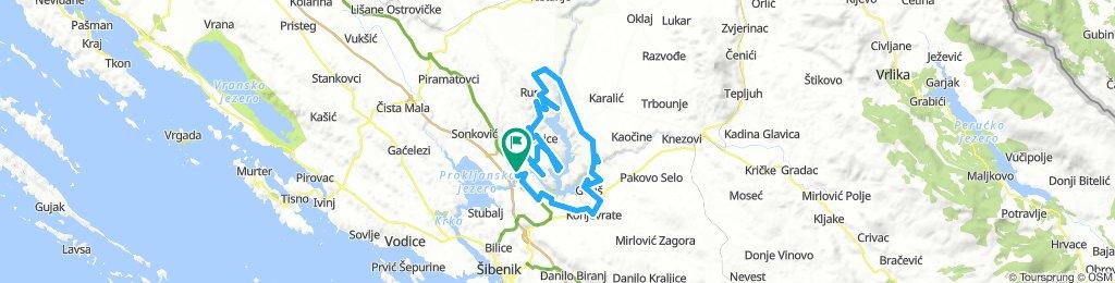 Skradin - Roški
