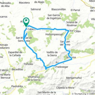 Sierra de Ávila 2019