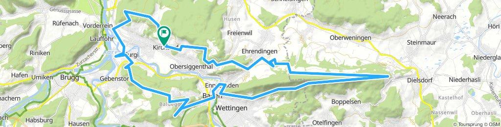 Lägern-Baldegg-Gebenstorferhorn-Siggenberg