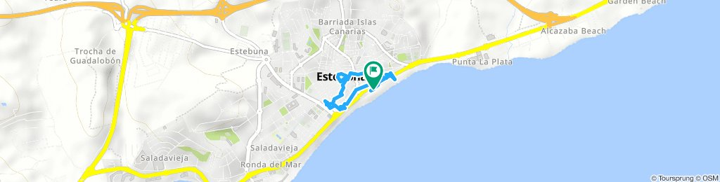 Estepona city walk1