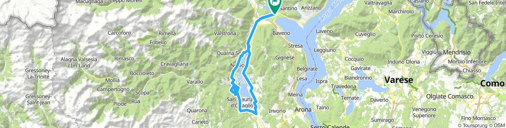 lago d'orta m.del sasso