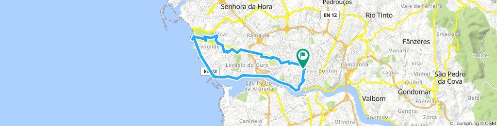 City bike tour Porto