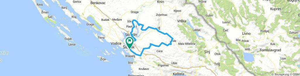 Granfondo - Šibenik - Lombardo
