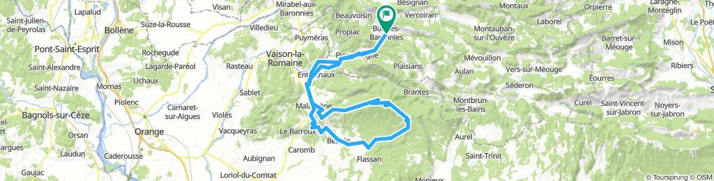 Mont Ventoux V5