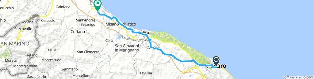 Ride#1 Pesaro/Riccione