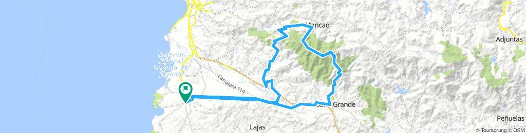 ruta la 120