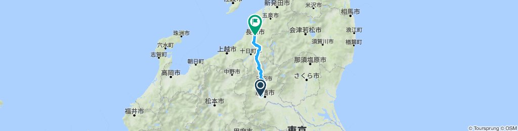 D14 to Nagaoka