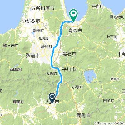 D18 to Aomori