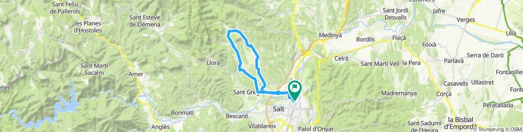 1 :Girona-Canet d´Adrí