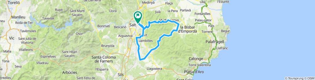 2:Girona Les Gavarres