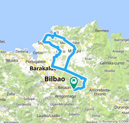 Vuelta a Plentzia x Barrika