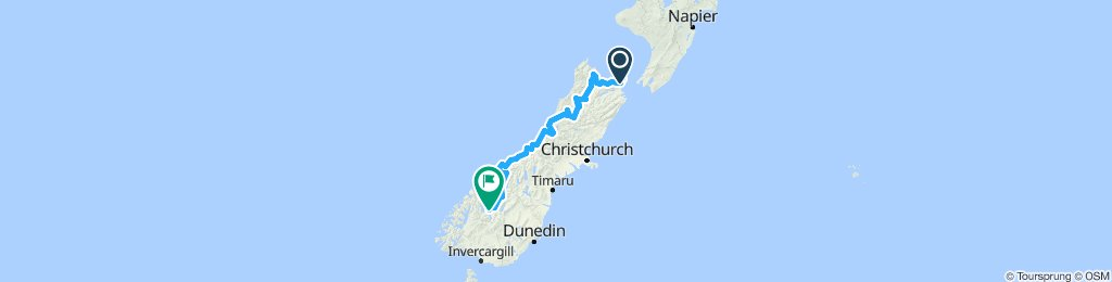 New Zealand South 1