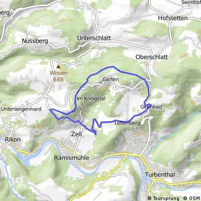Bike Trail Zell 2