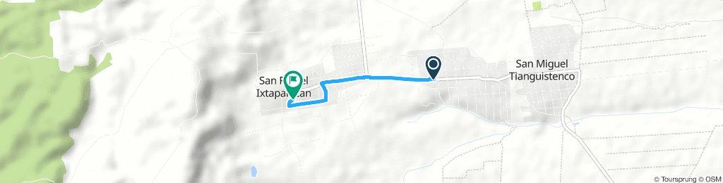 última ruta 1