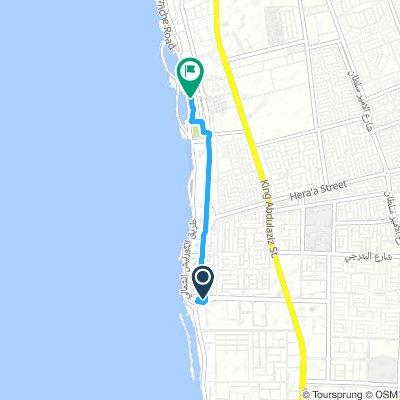 Easy ride in Jeddah