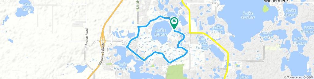 Lake Spear Loop