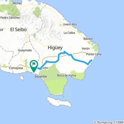CDC to Punta Cana Marina