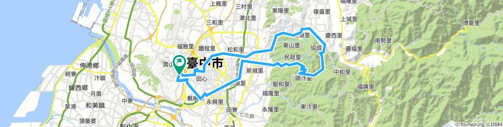 北田新社路線