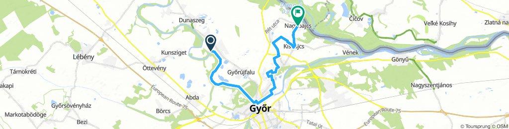 Győrzámoly-Nagybajcs(YÉ)