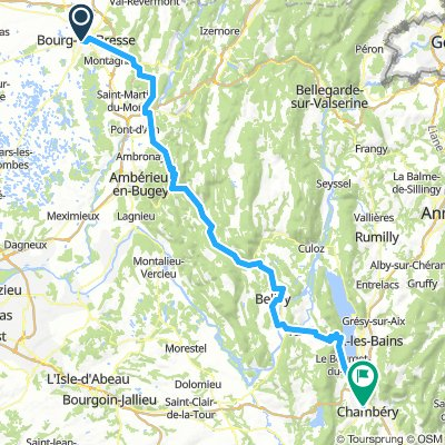 Alpen/Provence 2018 - 2. Tag