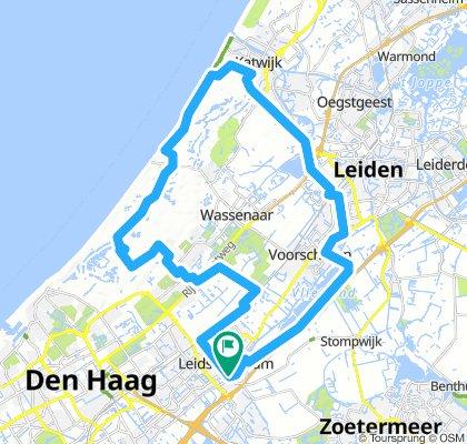 Rondje Valkenburg - bikemap