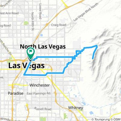 Radwege und Routen in und um Las Vegas | Bikemap - Deine Radrouten on