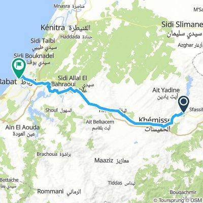 Ain El Orm - Rabat Day8