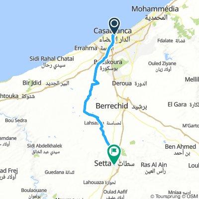 Casablanca - Settat Day10