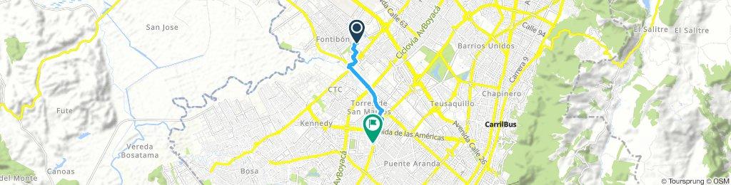 Conjunto Americas 68