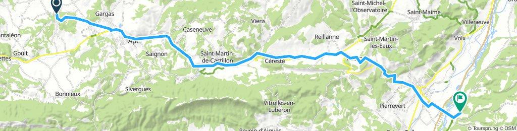 E Roussillon-La Fuste