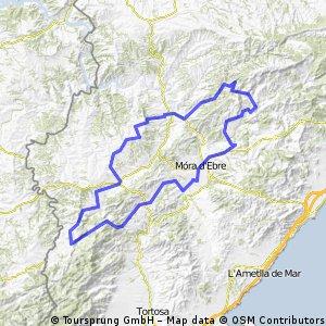 ruta Terra Alta