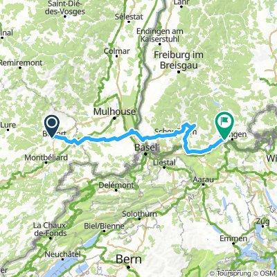 Alpen/Provence 2018 - 9. Tag