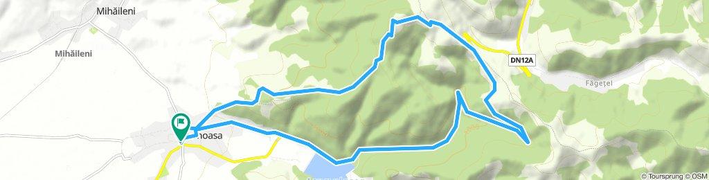 Szépviz-gyimesi hágó-Pogány havas-Hegyútja-Szépviz