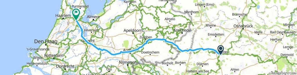 Münster-Amsterdam