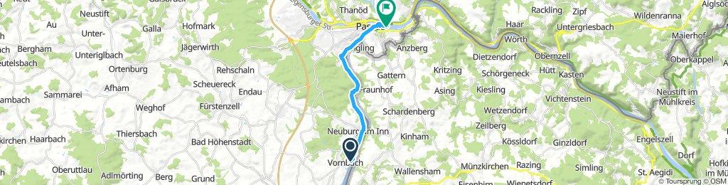 Vornbach - Passau