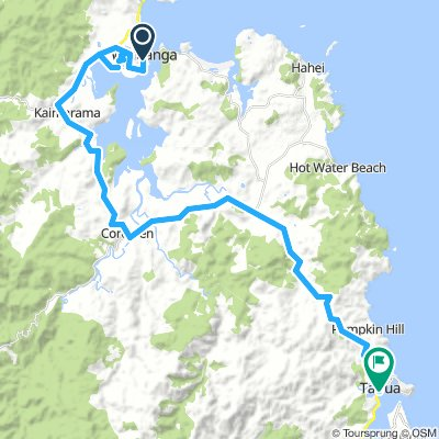 NZ Day 6 (Day 5 in Whitianga)