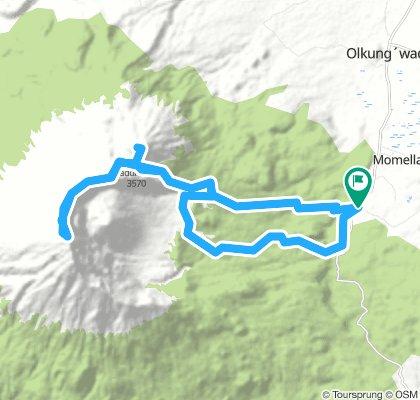 Mt. Meru climb