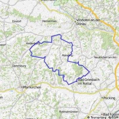 Aldersbach/St.Salvator/Emmersdorf