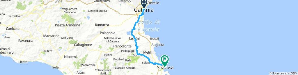 Catania - Siracuza