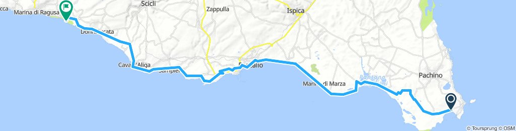 Pachino - Playa Grande