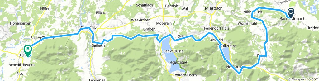 11.Tag  Königssee – Bodensee