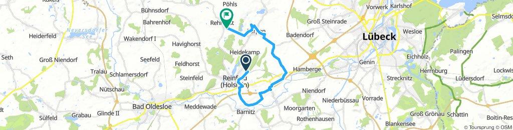 Reinfeld Radfahren
