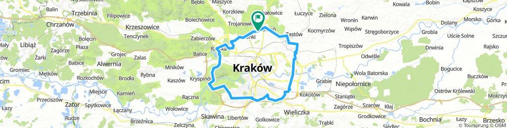 Autour de Cracovie