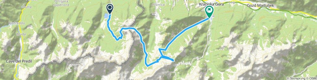2day hiking