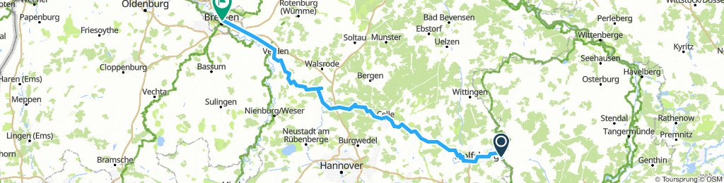 Obisfelde - Bremen 1 (Aller)